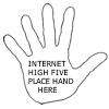 Aloysia Virgata: Misc - High Five