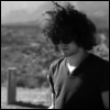 Ian in the desert