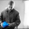 Thunderbaby: blue shirt