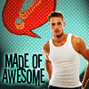 justin made of awesome