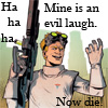 DHSAB Dr Horrible's Evil Laugh