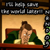 save the world Sokka