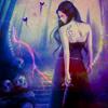 Stars: Gothic Woman
