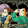 the awesome power of friendship
