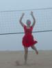 алина и волейбол