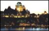 Merlin Pendragon: Québec la nuit