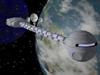 Merlin Pendragon: 2001 - Space ship
