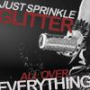 glitter makes everything better!