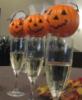 Halloween - Champagne Pumpkins