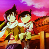 Ran/Conan Fall - DC