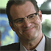 Noah Bennet: creepy smile