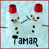 (holidays) winter snowmen