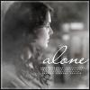 Natalie Ann Bruenner: b/w alone