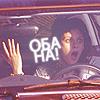 Kristen surprised
