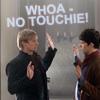 Merlin - No touchie!