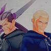 E'ka: Kingdom Hearts - Xigbar/Luxord