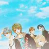 e L i _ ♥C H A♥: La Corda D'Oro Boys