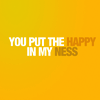 Oneoftheedgebits!: You put the happy in my ness