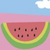 watermelon! my old school icon