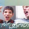 wiccaqueen: Merlin - Colin & Bradley Rockin It