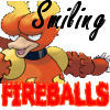Novel: Smiling Fireballs