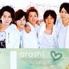 Jade: Arashi - group (green)