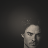 TVD-Damon-Brooding and yum