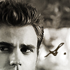 tVD: stefan b/w SO HOT