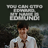 Narnia - Edmund VS Edward