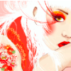 Miss Asphyxia: butterfly eyelash