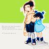 Young Neji // Young Hinata