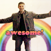 awesome, the curious case, dean, jensen