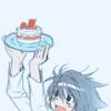 L has Sweet Cake!