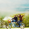 [spn] winchesters - so happy together.