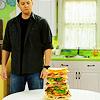 SPN: Dean Sandwich