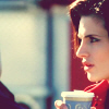CSI:NY || girl!Flack || need moar coffee, Castle || Beckett || need moar coffee