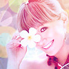 Ayu smiley flower