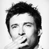 Rodolphus Lestrange: BW - Touches lips
