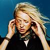 Catherine Donovan {Carol Danvers}: NW: Nervous