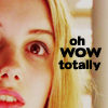 Lillian: cassie → oh wow totally