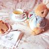 softies → peter rabbit at tea