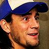 Blue: CM Punk//Hat