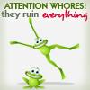 attn whore