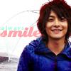 aebijjang: Teppei 'Always Smile'