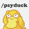Pokémon ▸ Psyduck ▸ My brain is broke