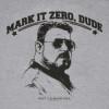 mark it zero dude