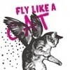鏡: fly like a cat