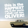 top gear - oliver!