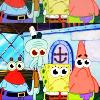 Spongebob: all D8
