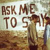 Call Me OneTrack: P/J: Ask Me to Stay